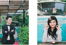 Ảnh Pre-wedding của cặp đôi Tài - Xuân