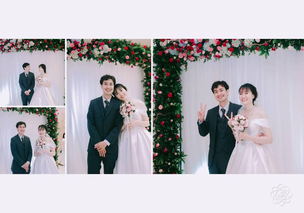 Ảnh cưới cặp đôi Tuê - Phương