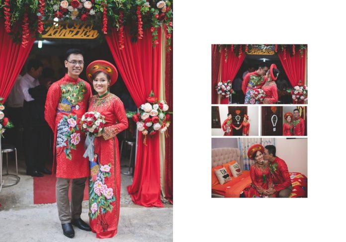 Ảnh cưới Công - Ngân